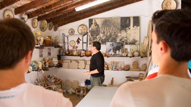 Visita Guiada Alfarería-Museo Los Puntas