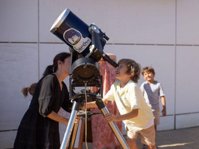 Visita Diurna al Planetario-Observatorio de Serón