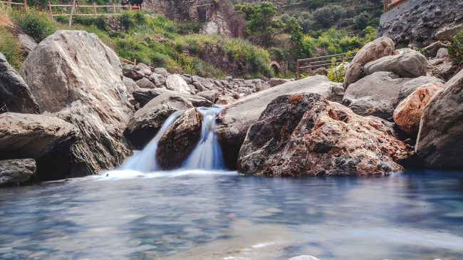 Río de Sierro