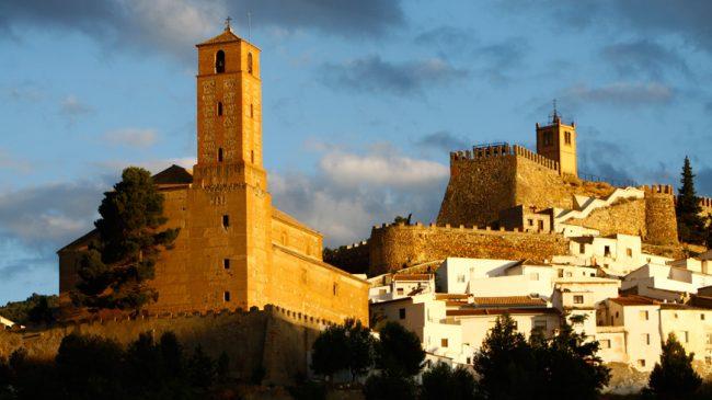 Visita al Castillo y Pueblo de Serón