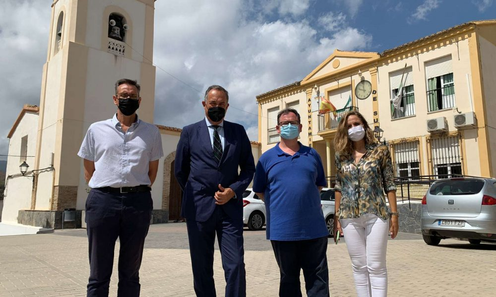 La Junta valora los recursos naturales del Almanzora en Almería como «atractivo para el turismo rural ahora en auge»