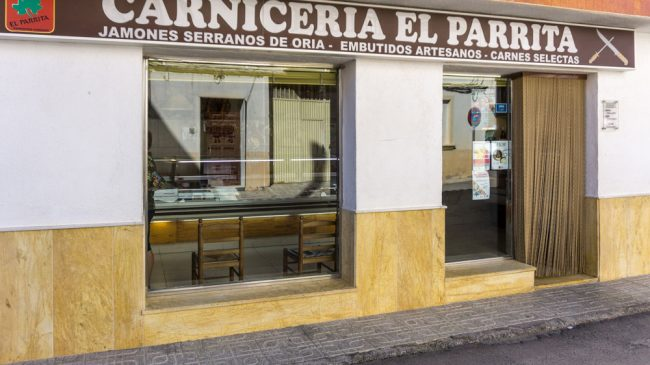 Butchery and Sausages the Parrita