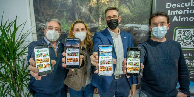 La comarca del Almanzora ya dispone de una oficina virtual de turismo