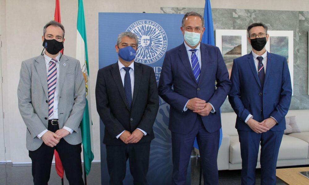La Universidad de Almería pretende mostrar la provincia a los ERASMUS
