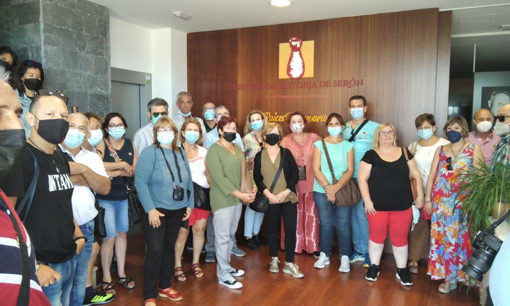 Se reactivan las excursiones desde Murcia al Valle del Almanzora