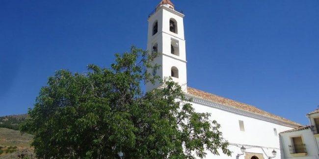 Iglesia de Santa María – Bacares