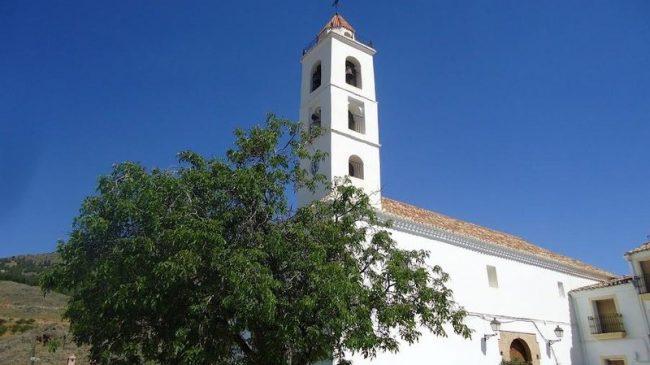 Church of Santa María – Bacares
