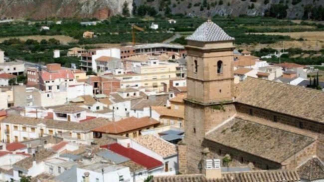 Church of San Gines – Purchena