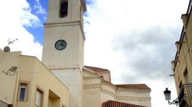 Iglesia de San Sebastian – Olula del Rio