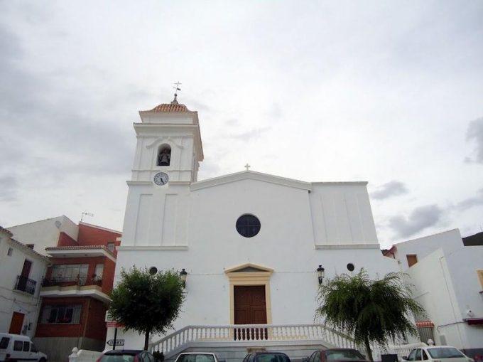 Iglesia Parroquial de Santa María
