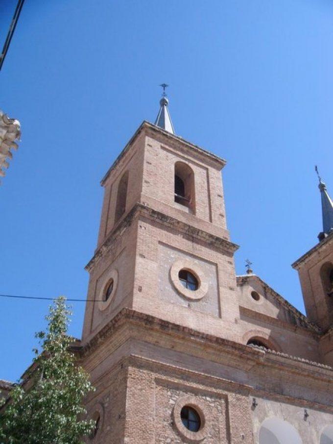 Iglesia Nuestra Señora del Carmen – Cantoria