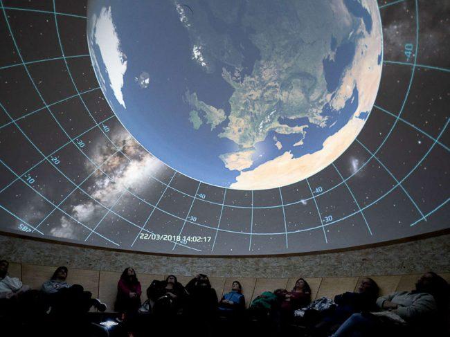 Películas en Planetario (Cartelera)