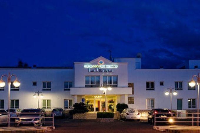 Hotel Restaurante Jardines la Tejera