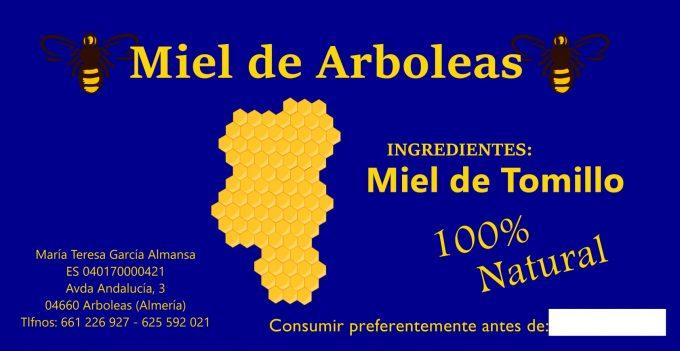 Miel de Arboleas