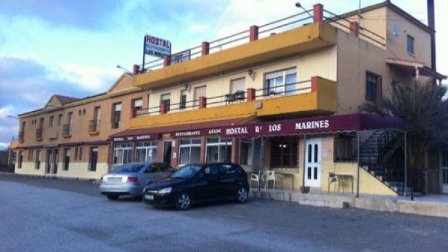 Restaurant-Hostal Los Marines