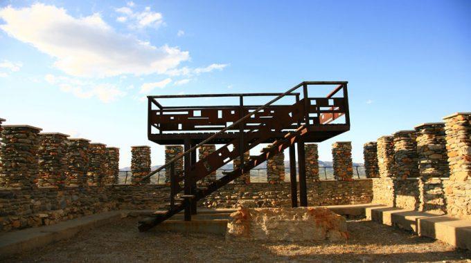 Mirador Castillo de Serón