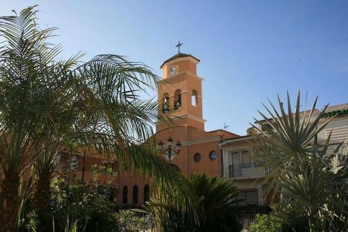 Parroquia Concepción de Albox
