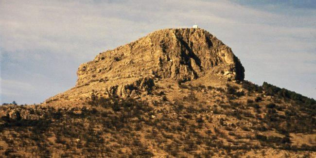 Piedra Lobera