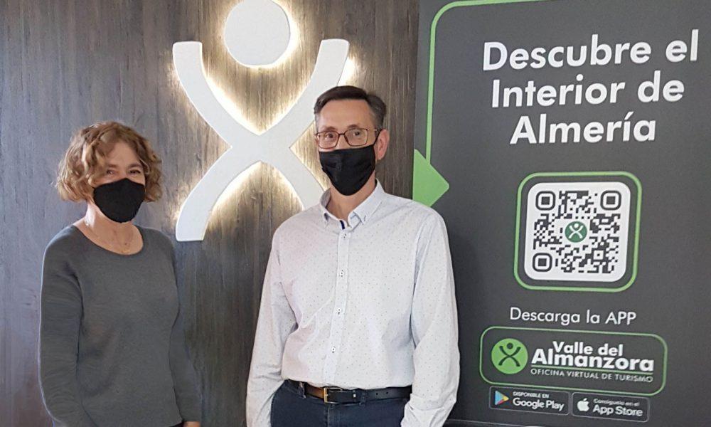 La asociación de turismo del Almanzora promueve la venta online de productos de alimentación de la comarca