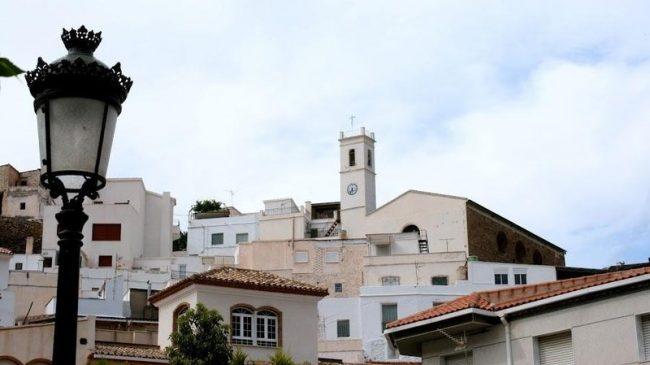 Iglesia de San Sebastian – Sierro