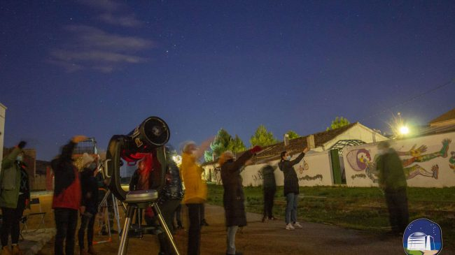 Planetario de Serón y Observación del Cielo