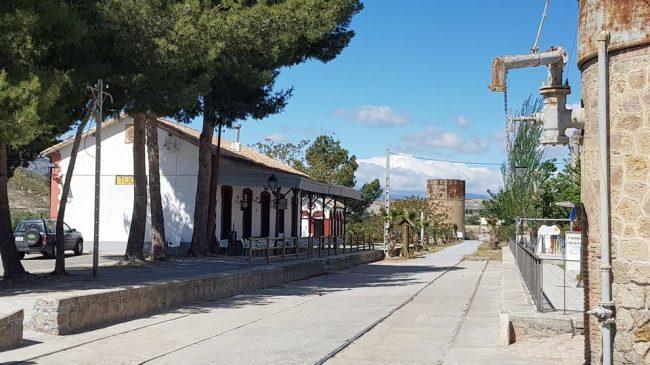 Antigua Estación del Tren de Tíjola
