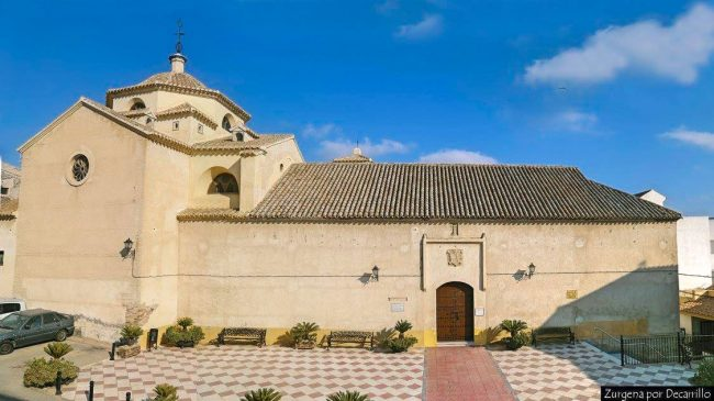 Iglesia Parroquial San Ramón Nonato – Zurgena