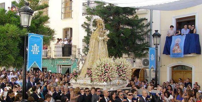 Foto Romería Virgen Fátima